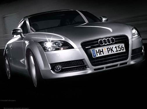 Most Fuel Efficient Luxury Vehicles of 2008 - 2008 Audi TT