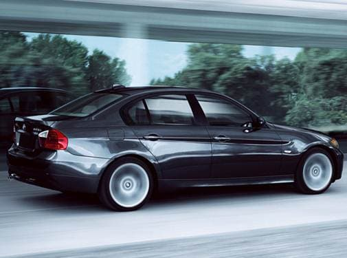 Most Popular Luxury Vehicles of 2008 - 2008 BMW 3 Series