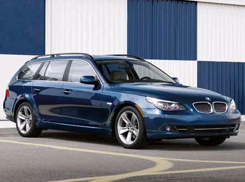 Highest Horsepower Wagons of 2008 - 2008 BMW 5 Series