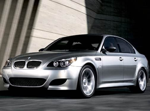 Top Consumer Rated Sedans of 2008 - 2008 BMW M5