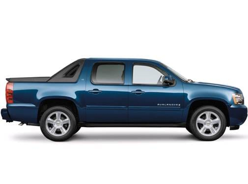Top Consumer Rated Trucks of 2008 - 2008 Chevrolet Avalanche