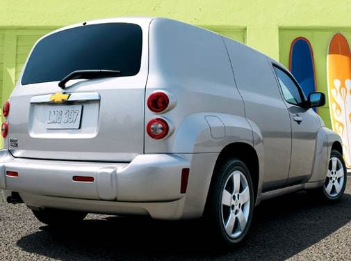 Most Fuel Efficient Wagons of 2008 - 2008 Chevrolet HHR