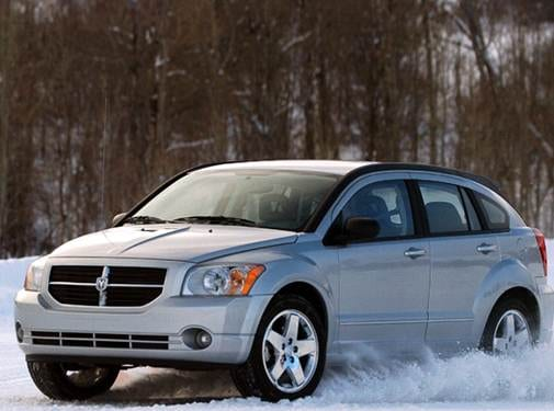 Most Fuel Efficient Wagons of 2008 - 2008 Dodge Caliber