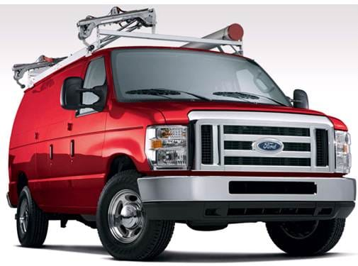 Highest Horsepower Van/Minivans of 2008 - 2008 Ford E250 Cargo