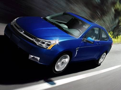 Most Fuel Efficient Coupes of 2008 - 2008 Ford Focus