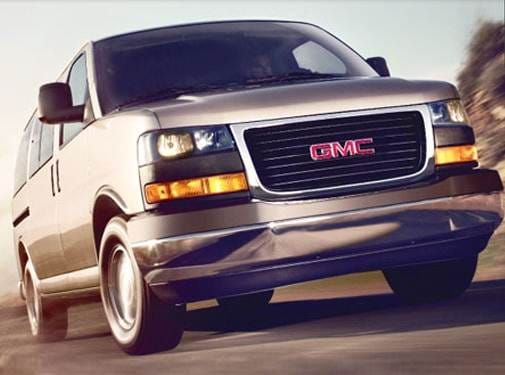 Highest Horsepower Van/Minivans of 2008 - 2008 GMC Savana 1500 Passenger