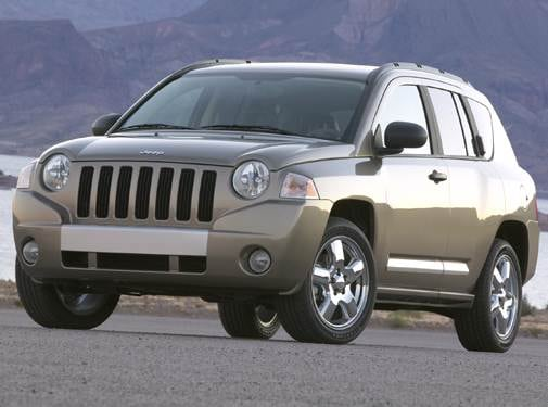 Most Fuel Efficient SUVS of 2008 - 2008 Jeep Compass