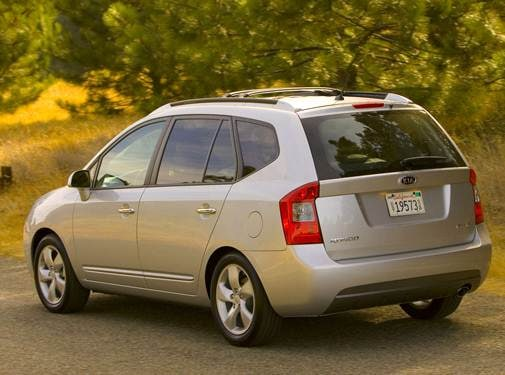 Most Fuel Efficient Wagons of 2008 - 2008 Kia Rondo