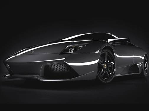 Highest Horsepower Luxury Vehicles of 2008 - 2008 Lamborghini Murcielago LP640