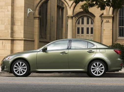 Most Fuel Efficient Luxury Vehicles of 2008 - 2008 Lexus IS
