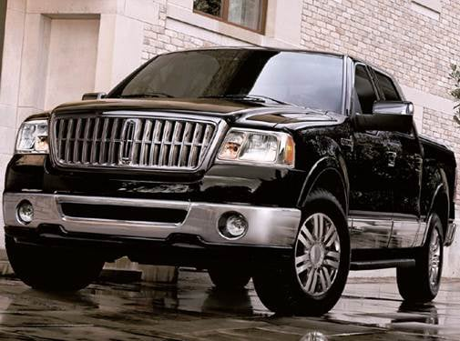 Top Consumer Rated Trucks of 2008 - 2008 Lincoln Mark LT