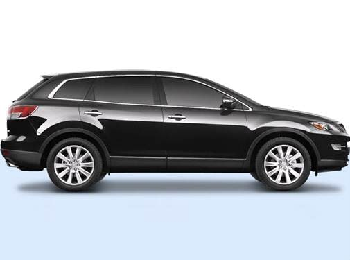 Top Consumer Rated SUVS of 2008 - 2008 Mazda CX-9