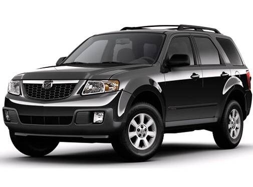 Most Fuel Efficient Hybrids of 2008 - 2008 MAZDA Tribute