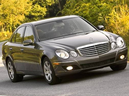 Most Fuel Efficient Luxury Vehicles of 2008 - 2008 Mercedes-Benz E-Class