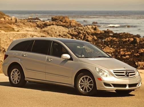 Highest Horsepower Wagons of 2008 - 2008 Mercedes-Benz R-Class