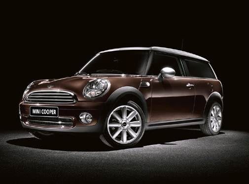Most Fuel Efficient Coupes of 2008 - 2008 MINI Clubman