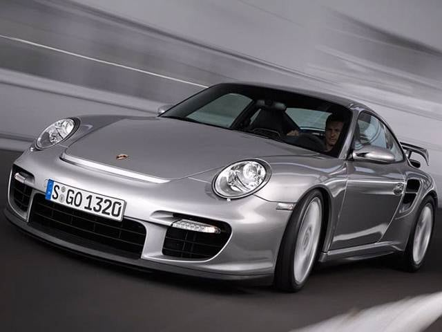 Highest Horsepower Luxury Vehicles of 2008 - 2008 Porsche 911