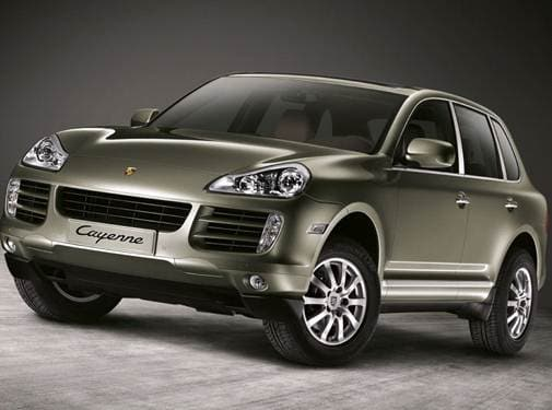 Highest Horsepower Crossovers of 2008 - 2008 Porsche Cayenne