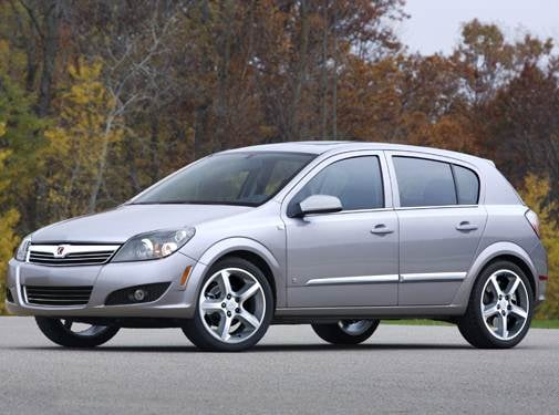 Top Consumer Rated Hatchbacks of 2008 - 2008 Saturn Astra
