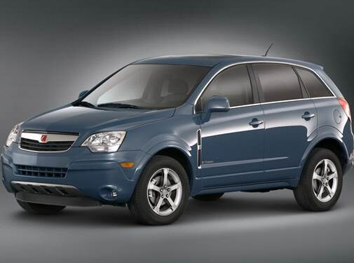 Highest Horsepower Hybrids of 2008 - 2008 Saturn VUE