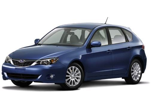 Most Fuel Efficient Wagons of 2008 - 2008 Subaru Impreza