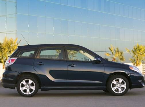 Most Fuel Efficient Wagons of 2008 - 2008 Toyota Matrix