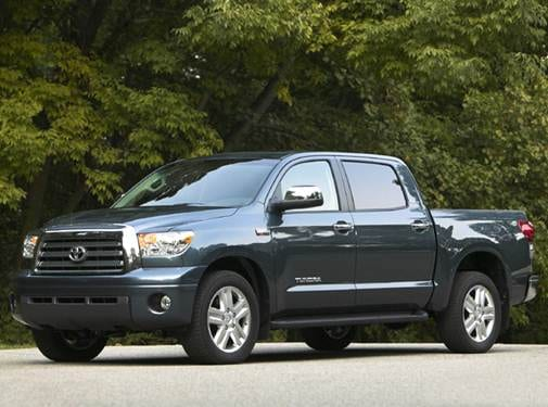 Top Consumer Rated Trucks of 2008 - 2008 Toyota Tundra CrewMax