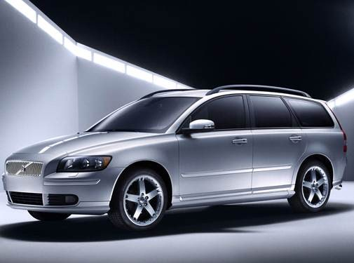 Most Fuel Efficient Wagons of 2008 - 2008 Volvo V50
