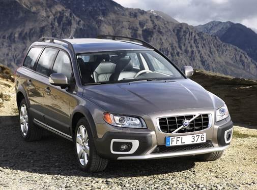 Top Consumer Rated Wagons of 2008
