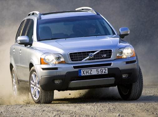 Highest Horsepower Crossovers of 2008 - 2008 Volvo XC90