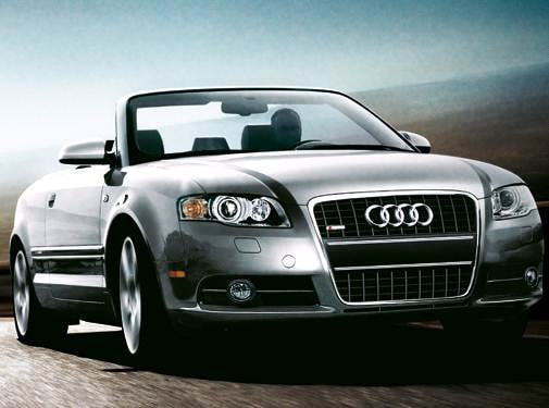 Most Fuel Efficient Luxury Vehicles of 2009 - 2009 Audi A4