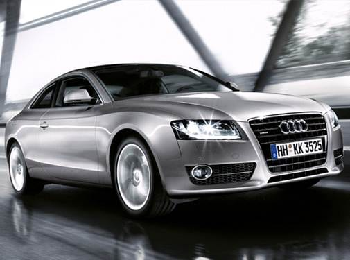 Top Consumer Rated Luxury Vehicles of 2009 - 2009 Audi S5