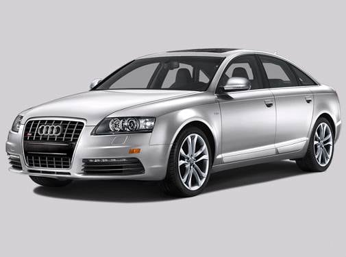 Top Consumer Rated Sedans of 2009 - 2009 Audi S6