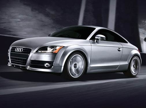 Most Fuel Efficient Coupes of 2009 - 2009 Audi TT