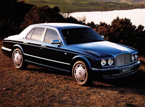 Highest Horsepower Sedans of 2009 - 2009 Bentley Arnage