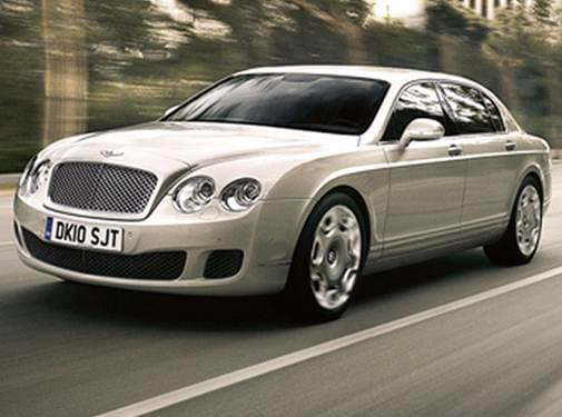 Top Consumer Rated Sedans of 2009 - 2009 Bentley Continental
