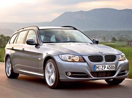 Top Consumer Rated Wagons of 2009 - 2009 BMW 3 Series