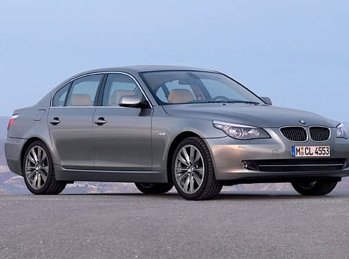 Most Popular Luxury Vehicles of 2009 - 2009 BMW 5 Series