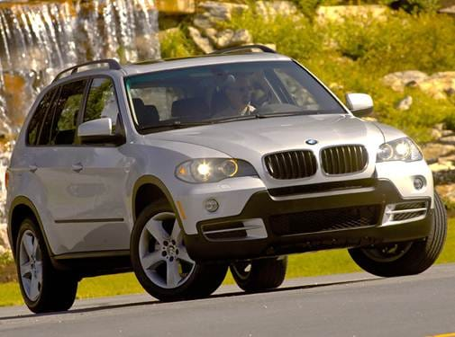 Most Fuel Efficient SUVS of 2009 - 2009 BMW X5