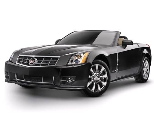 Top Consumer Rated Luxury Vehicles of 2009 - 2009 Cadillac XLR
