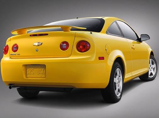 Most Popular Coupes of 2009 - 2009 Chevrolet Cobalt