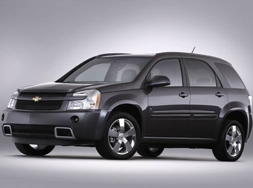 Most Popular Crossovers of 2009 - 2009 Chevrolet Equinox