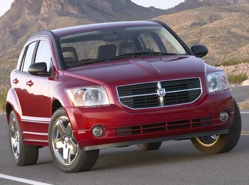 Most Fuel Efficient Wagons of 2009 - 2009 Dodge Caliber