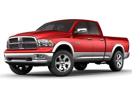 Top Consumer Rated Trucks of 2009 - 2009 Dodge Ram 1500 Quad Cab