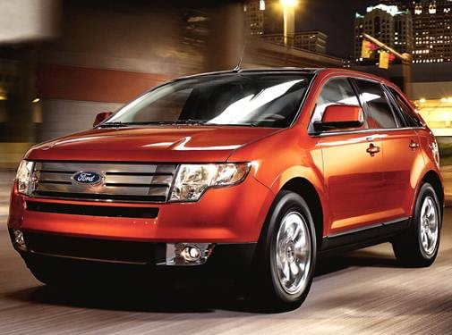Most Popular Crossovers of 2009 - 2009 Ford Edge