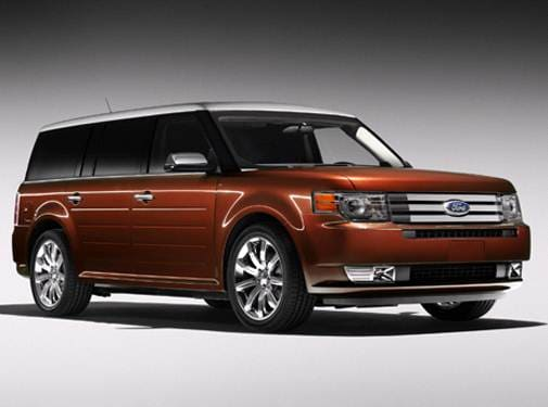 Top Consumer Rated SUVS of 2009 - 2009 Ford Flex