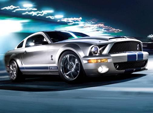 Most Popular Coupes of 2009 - 2009 Ford Mustang