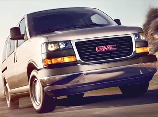 Highest Horsepower Van/Minivans of 2009 - 2009 GMC Savana 2500 Passenger