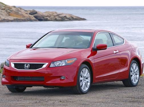 Most Popular Coupes of 2009 - 2009 Honda Accord