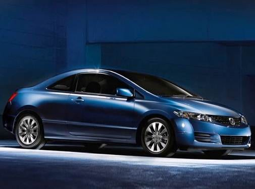 Most Fuel Efficient Coupes of 2009 - 2009 Honda Civic